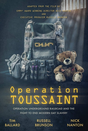 The Operation Toussaint documentary follows Tim Ballard and some of his undercover missions in Haiti to rescue sex trafficking victims. (Courtesty of Operation Underground Railroad)