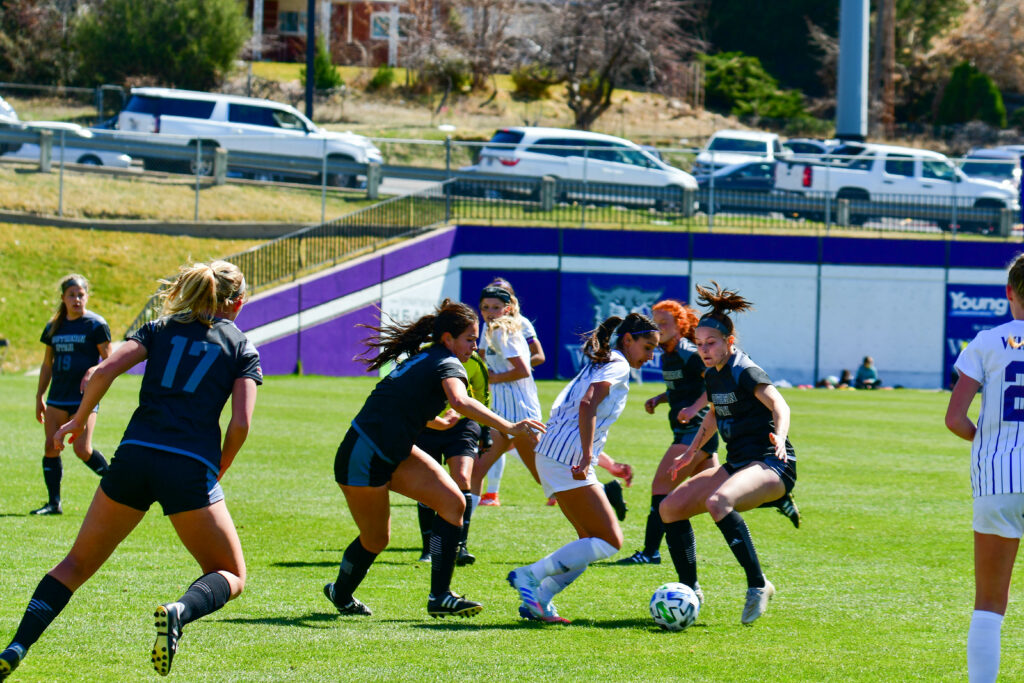 Weber State hosts game 2 of 2 Sunday, March 28, against Southern Utah. (Nikki Dorber/The Signpost)