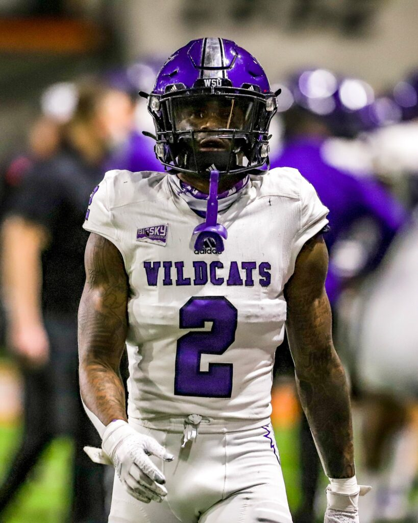 Weber State University's Marque Collins