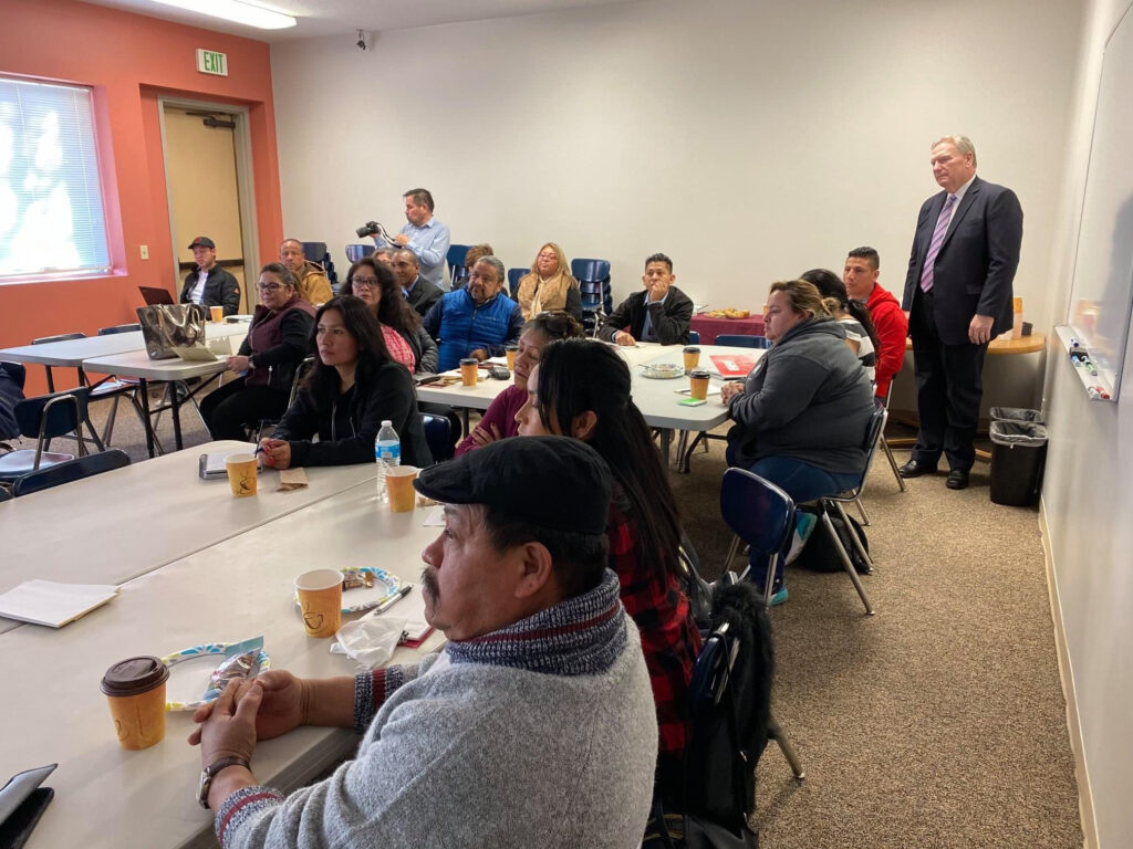 Wildcat MicroFund is expanding their outreach to Spanish-speakers to better help the underrepresented Hispanic community.