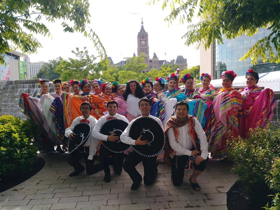 WSU Ballet Folklórico performs dances from all over Latin America to showcase the various cultures.