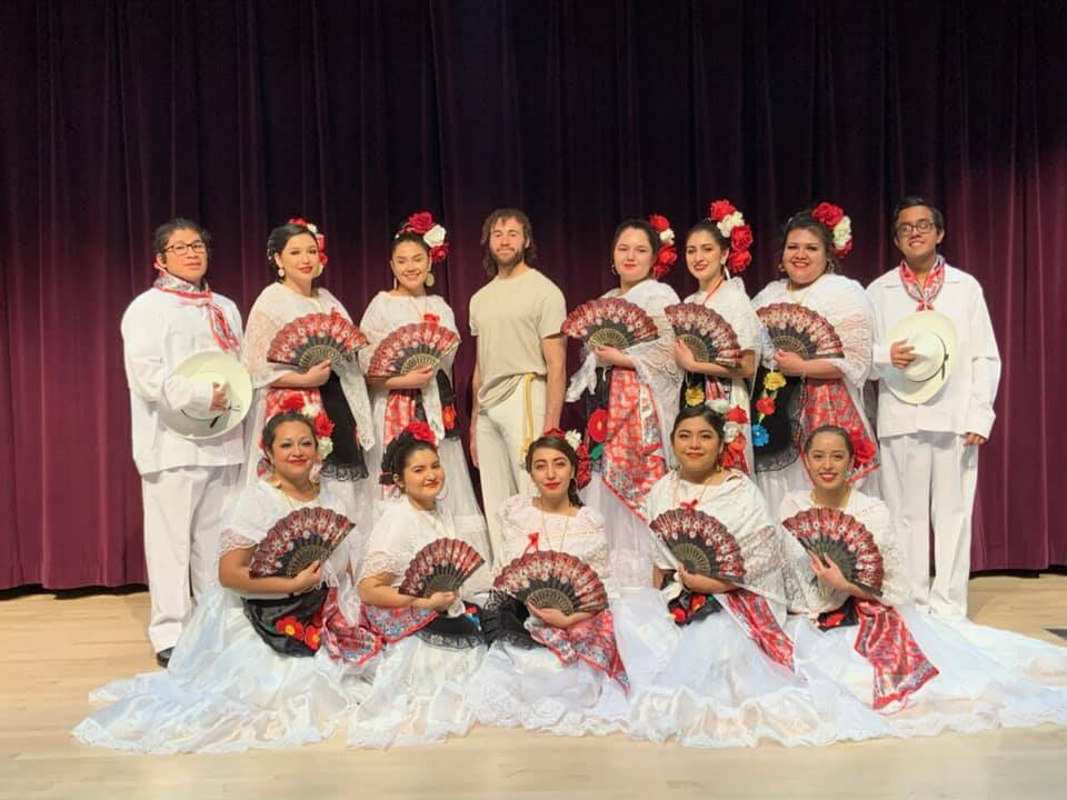 WSU Ballet Folklórico promotes higher education to the community while also educating people about Latinx and Hispanic culture through dance.