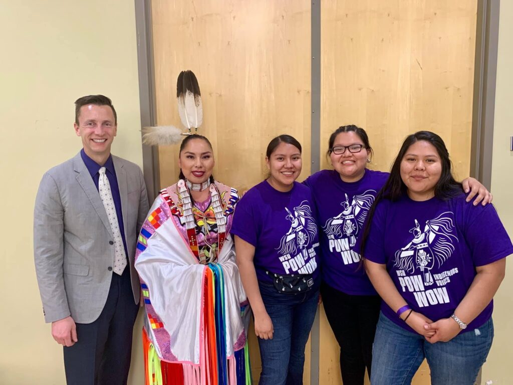 The Native American Student Association aims to provide activities and events that honor the beauty of Native American cultures.