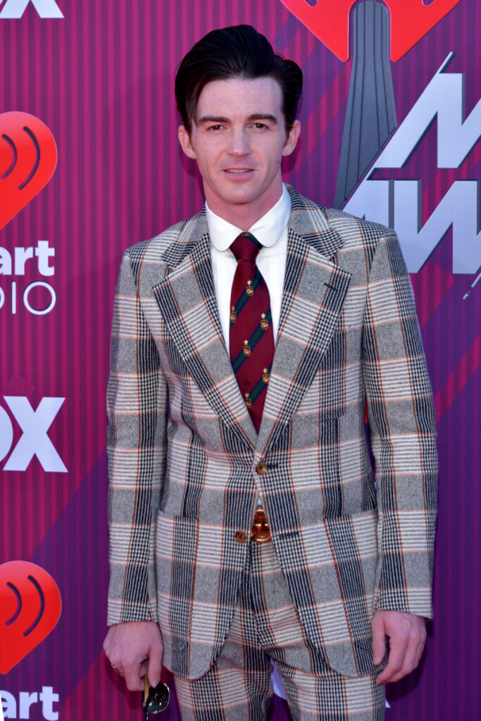 LOS ANGELES - MARCH 14: Actor / Singer Drake Bell arrives for the 2019 iHeartRadio Music Awards on March 14, 2019 in Los Angeles, California. (Photo by Glenn Francis/Pacific Pro Digital Photography)