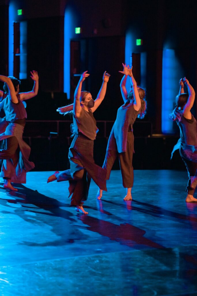 """Orchesis Dance Theatre will return to the in-person stage in November with a theme of """"Where Dance Breathes."""""""