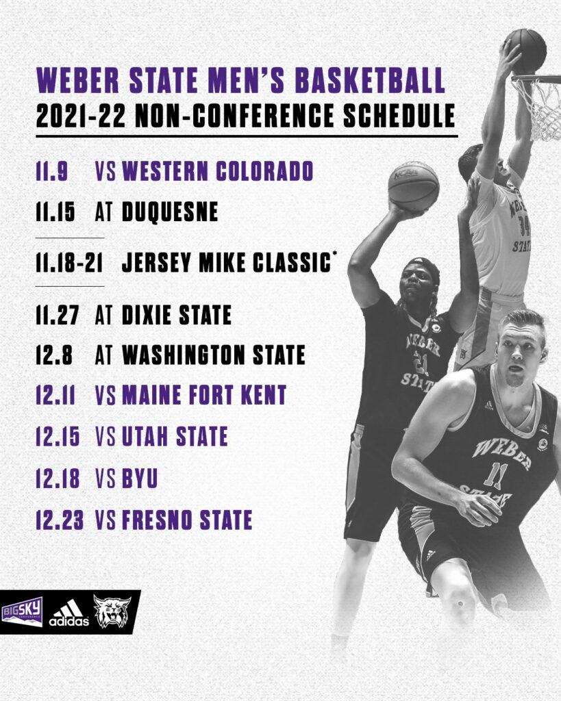 The Wildcats 2021-22 non-conference schedule consists of five home dates and four away.